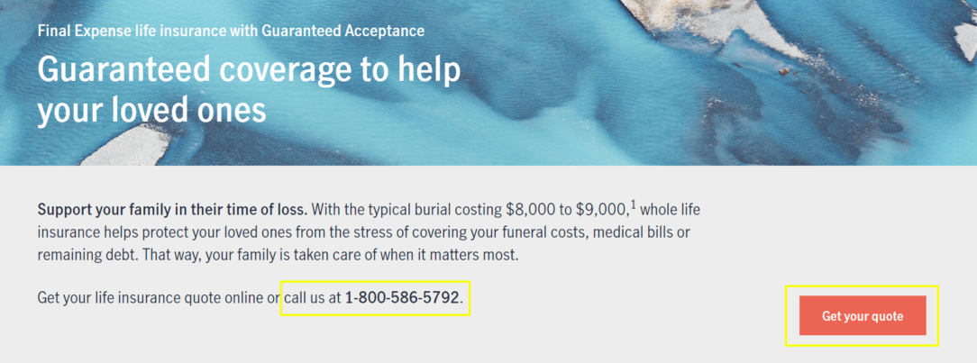 John Hancock Life Insurance Website Final Expense Quote