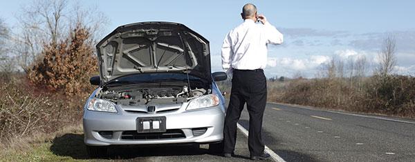 Emergency Roadside Service - Auto Insurance