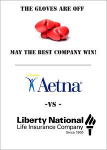 Aetna vs. Liberty National Life Insurance