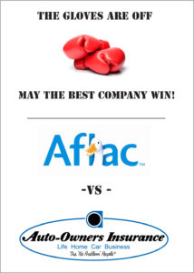 Aflac vs. Auto-Owners Life Insurance Company