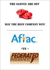 Aflac vs. Federated Insurance
