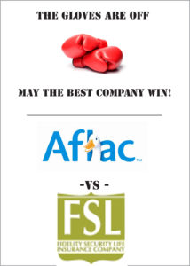 Aflac vs. Fidelity Security Life Insurance