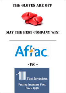 Aflac vs. First Investors Life Insurance