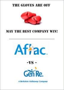 Aflac vs. Gen Re Life Insurance