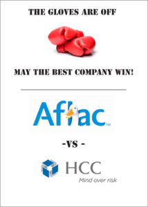 Aflac vs. HCC Life Insurance