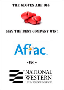 Aflac vs National Western Life Insurance