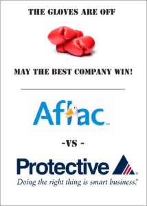 Aflac vs. Protective Life Insurance Company