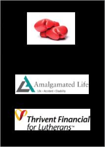 Amalgamated Life vs USAA Life Insurance Company