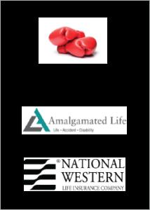Amalgamated Life versus National Western Life Insurance Company