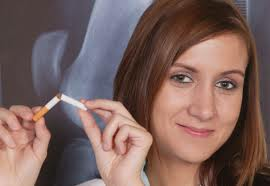 former smoker seeks life insurance