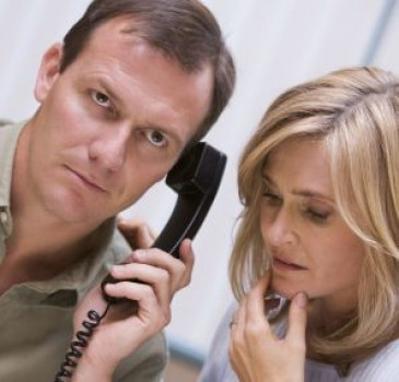 Worried couple wonders if bankruptcy affects their life insurance policy
