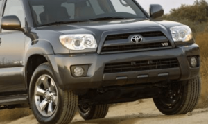 Toyota 4Runner under 10000