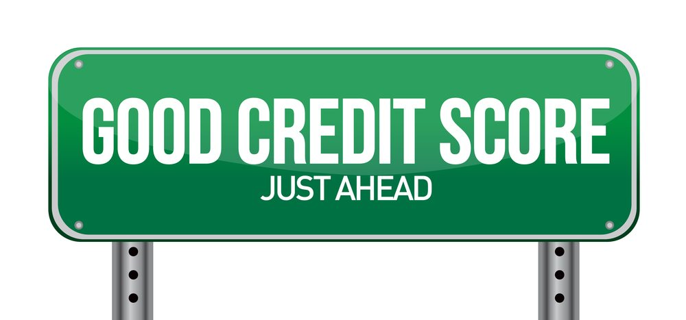 good credit by following these steps
