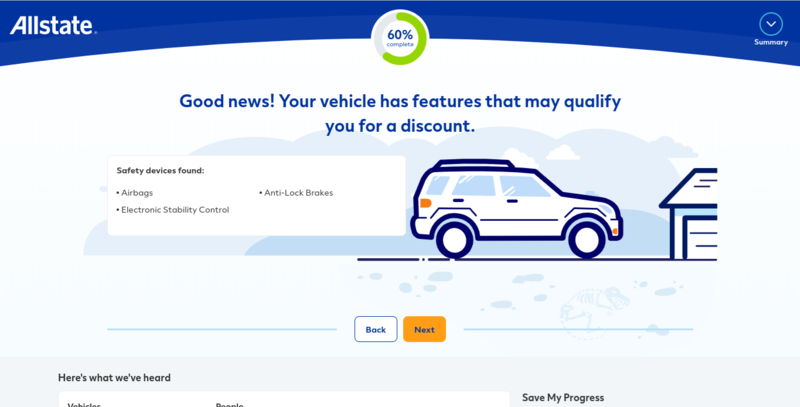 Allstate Get a Quote Discounts