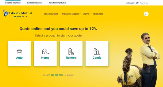 Liberty Mutual Car Insurance Guide Best And Cheapest Rates More