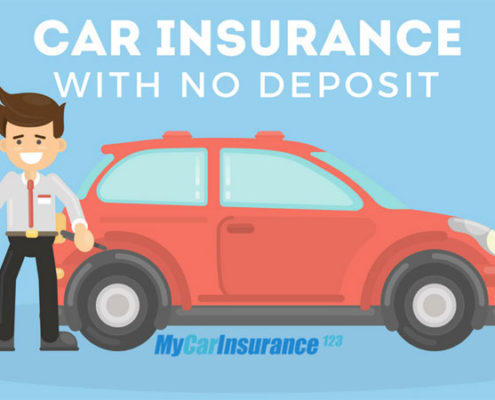 Car Insurance with No Deposit