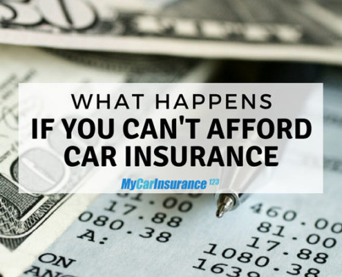 What Happens If You Don't Pay Your Car Insurance