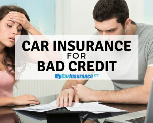 Car Insurance For Bad Credit