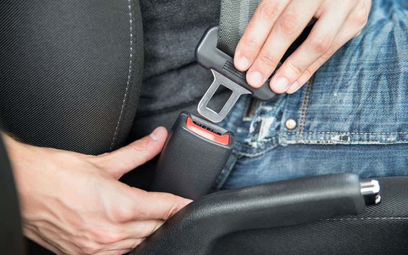 Seatbelt Ticket