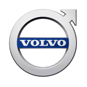 volvo logo distracted drivers