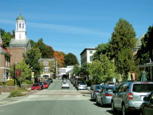 Quaint - One of the Most Beautiful Town in New Hampshire