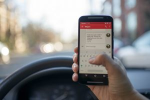 Texting while Driving Cause Fines and Higher Insurance Rate