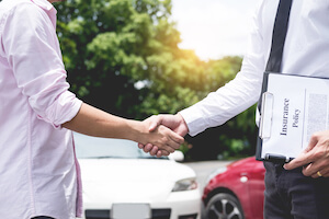 Auto insurance payout terms