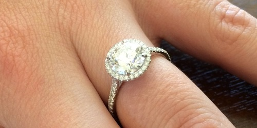 Getting Insurance for Your Engagement Ring