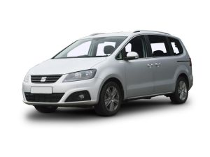 Seat ALHAMBRA ESTATE SPECIAL EDITIONS 2.0 TDI CR Connect [150] 5dr DSG