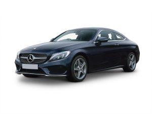 Mercedes-Benz C CLASS COUPE C300 AMG Line Premium Plus 2dr 9G-Tronic