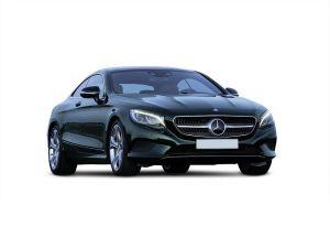 Mercedes-Benz S CLASS COUPE S500 AMG Line Premium 2dr Auto