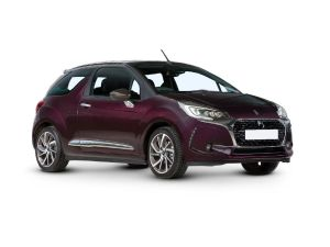 DS DS 3 DIESEL CABRIO 1.6 BlueHDi Connected Chic 2dr