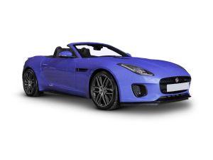 Jaguar F-TYPE CONVERTIBLE 2.0 R-Dynamic 2dr Auto