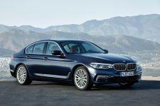 BMW 5 SERIES DIESEL SALOON 530d M Sport 4dr Auto