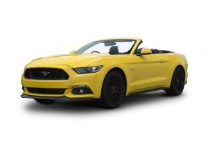 Ford MUSTANG CONVERTIBLE 5.0 V8 GT [Custom Pack] 2dr Auto