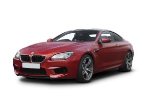 BMW M6 COUPE M6 2dr DCT