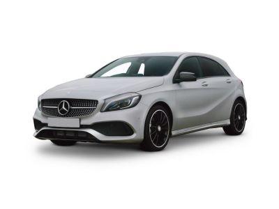 Mercedes-Benz A CLASS HATCHBACK A160 AMG Line 5dr