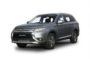 Mitsubishi OUTLANDER DIESEL ESTATE 2.2 DI-D Keiko 5dr Auto
