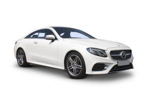Mercedes-Benz E CLASS COUPE E400 4Matic AMG Line Premium Plus 2dr 9G-Tronic