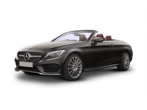Mercedes-Benz C CLASS CABRIOLET C300 AMG Line Premium Plus 2dr Auto