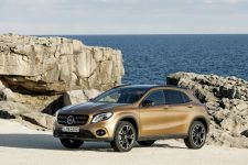 Mercedes-Benz GLA CLASS HATCHBACK GLA 180 Urban Edition 5dr