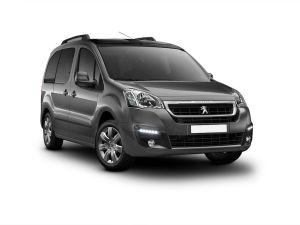 Peugeot PARTNER TEPEE DIESEL ESTATE 1.6 BlueHDi 120 Outdoor 5dr