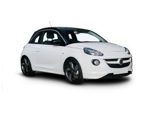 Vauxhall ADAM HATCHBACK SPECIAL EDS 1.2i Energised Black Jack 3dr