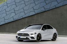 Mercedes-Benz A CLASS SALOON A250 AMG Line 4dr Auto