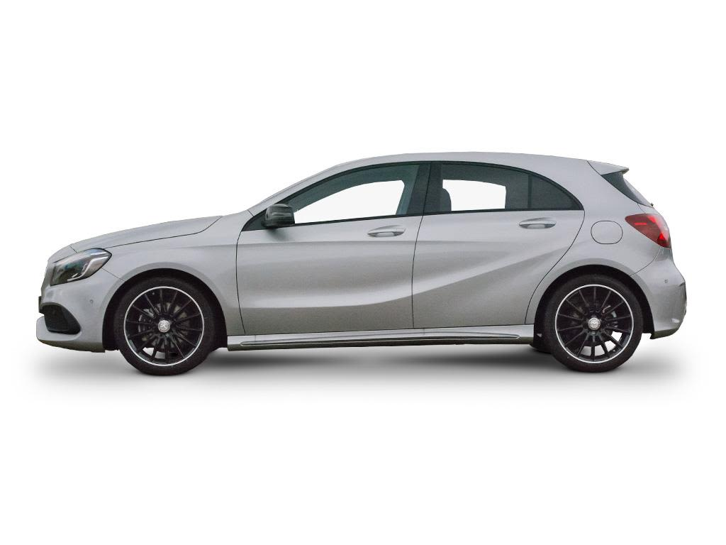 mercedes benz a class hatchback a160 amg line 5dr go green leasing. Black Bedroom Furniture Sets. Home Design Ideas