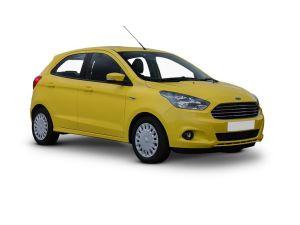 Ford KA+ HATCHBACK 1.2 85 Zetec Colour Edition 5dr