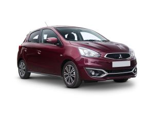 Mitsubishi MIRAGE HATCHBACK 1.2 Juro 5dr CVT [Leather]