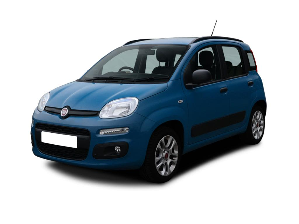 fiat panda hatchback 1.2 easy 5dr - go green leasing