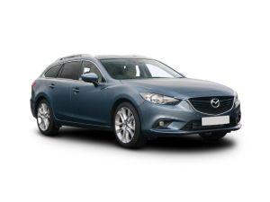 Mazda MAZDA6 DIESEL TOURER 2.2d SE Nav 5dr
