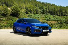 Honda CIVIC HATCHBACK 1.0 VTEC Turbo 126 SR 5dr